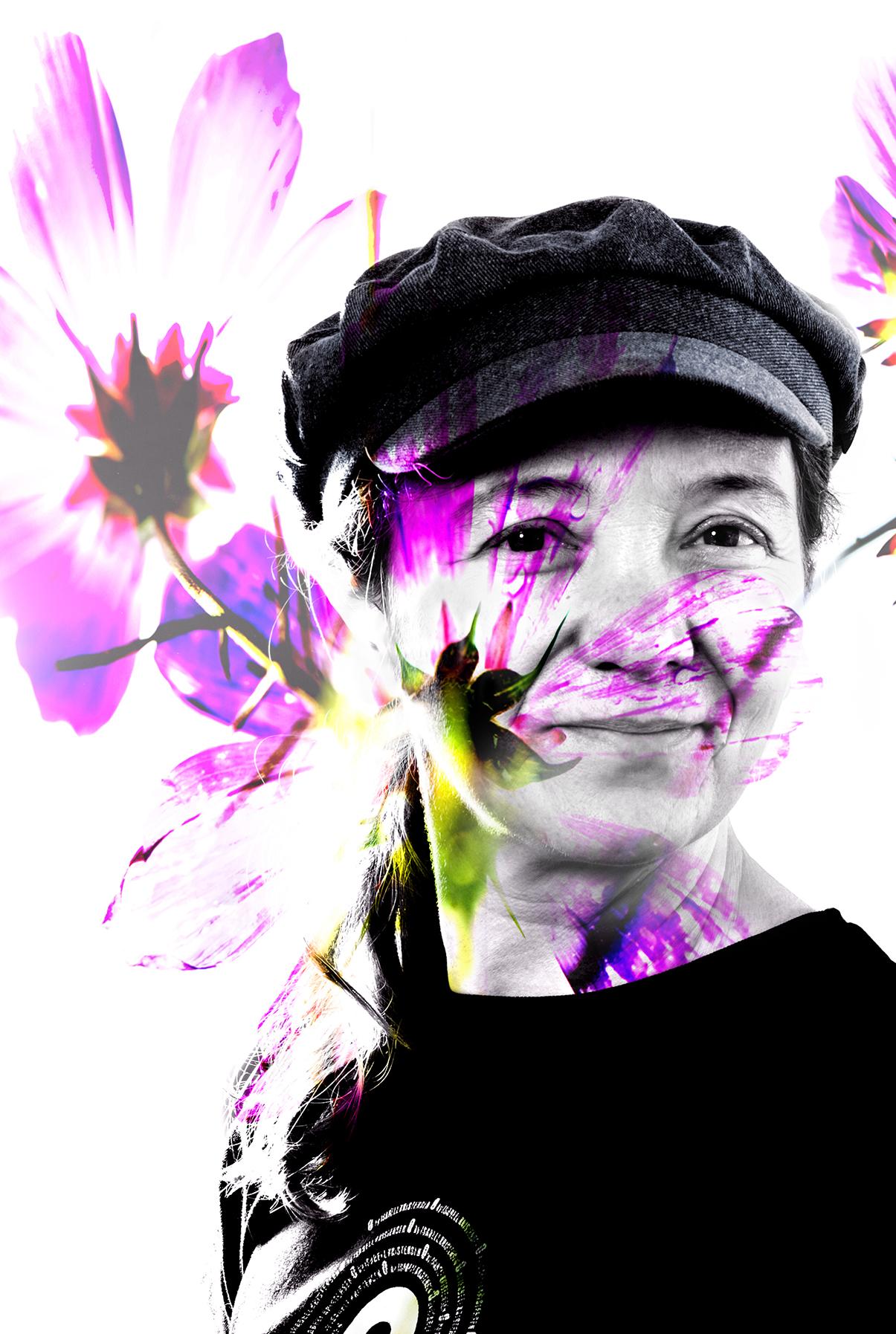 Selbstporträt Ulrike Wieser